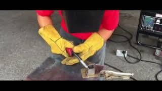 Demo Video on UNI-ARC Inverter MIG Welder 250C