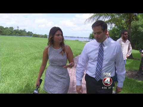 Marco Rubio addresses water concerns in SWFL
