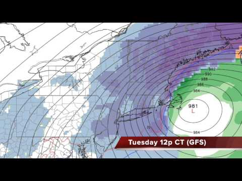 January 26, 2015 Weather Xtreme Video - Morning Edition
