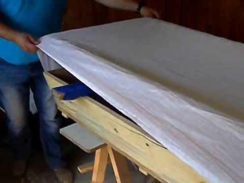 Как изготовить гроб видео