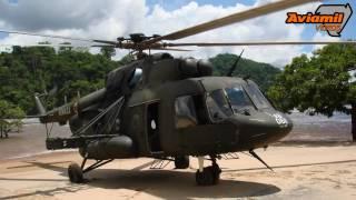 Thumb Los helicópteros militares de Venezuela