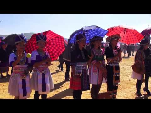 Hmong Lao New Year 2015 - PebCaug nyob Xeev-Phousavan - 2015. p3/4 (HD)