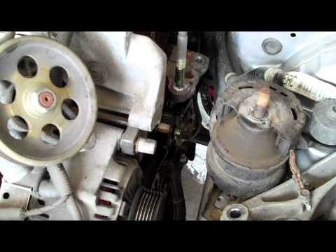 Honda Accord VTEC timing belt and water pump Honda Accord VTEC High Detail How to