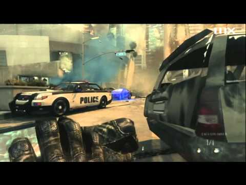 Call of Duty: Black Ops 2 - E3 2012 Gameplay Demo HD