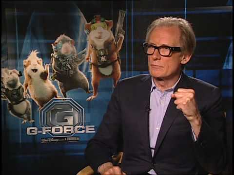 Bill Nighy + Hablemos de Cine
