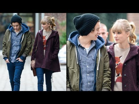 Taylor Swift and Harry Styles's Romantic NYC Weekend!