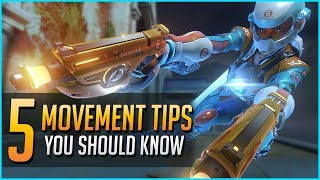 5 MOVEMENT TIPS you should know
