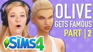 Single Girl Tries Making Her Daughter Famous In The Sims 4 - Part 2