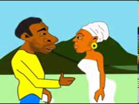 Swahili cartoon(kibonzo)