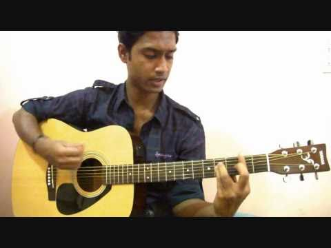 Tujhko Jo Paya (Mera Bina) Guitar (Unplugged) - Crook
