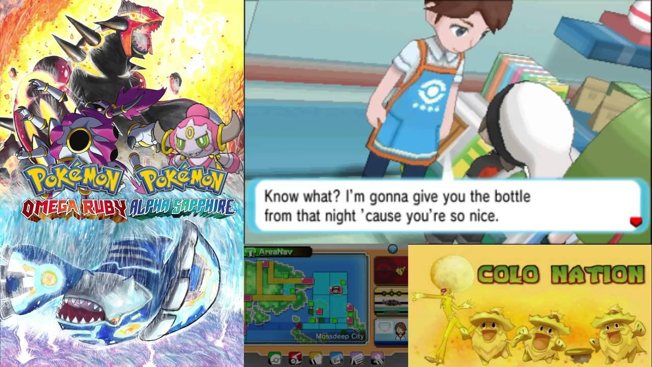 pokemon oras how to forget hms