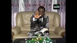 Pray along with Apostle John Chi