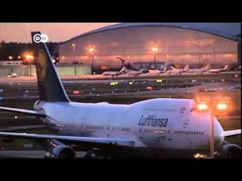 Strike downs most Lufthansa flights | Journal