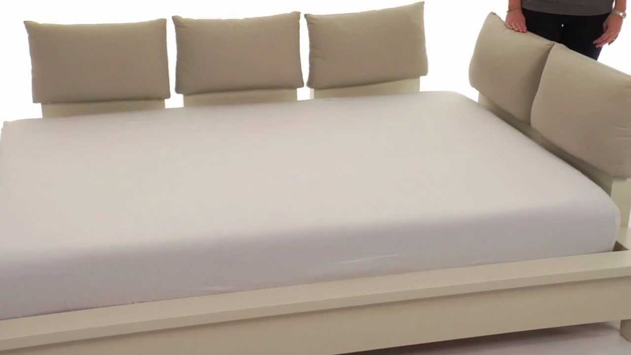 Platform Lounge Bed With Storage