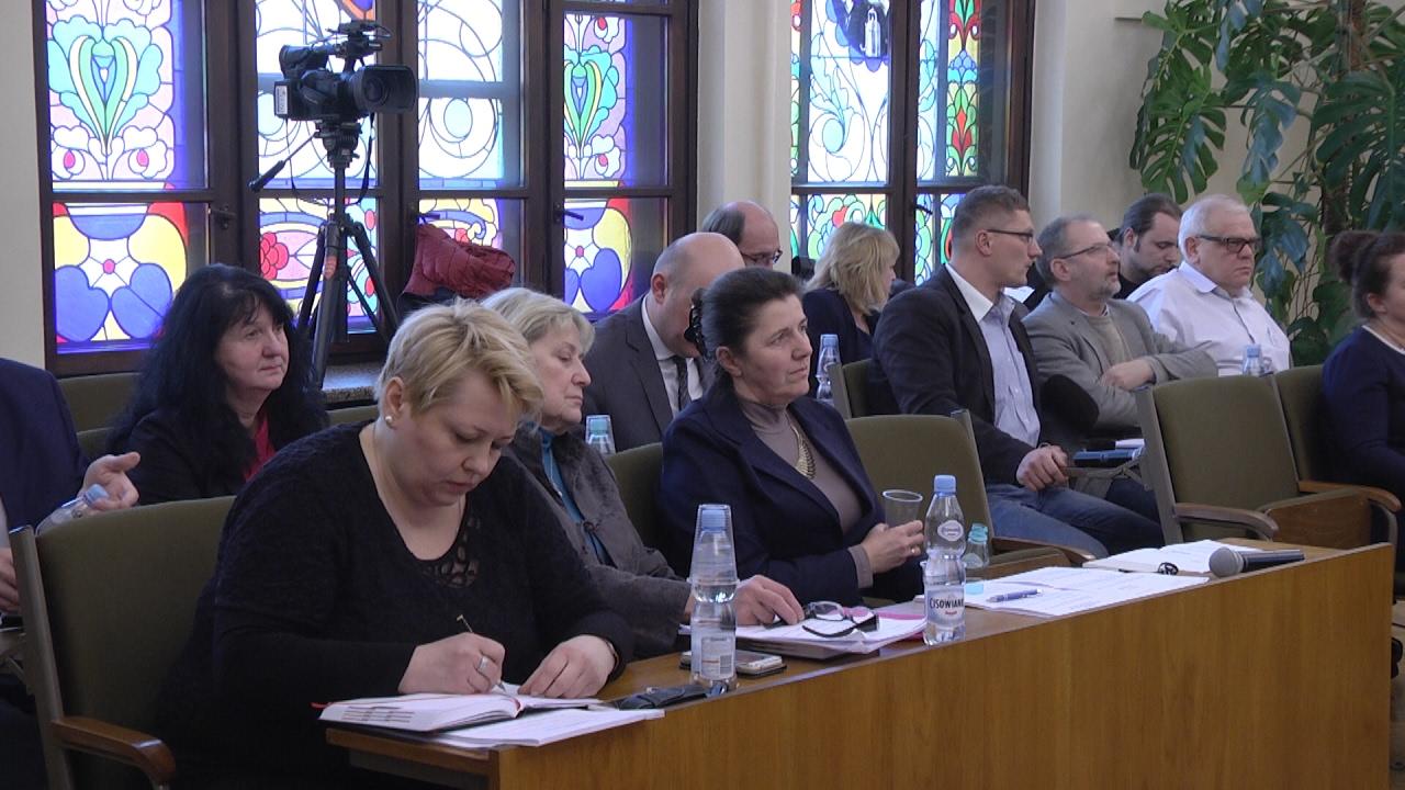 XXXII sesja Rady Miejskiej