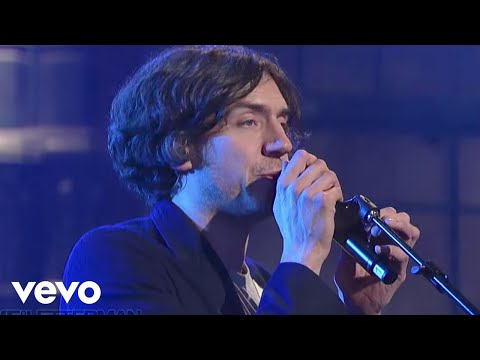 Snow Patrol - Called Out In The Dark (Live @ Letterman)