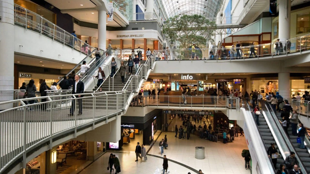 Ambience Mall Shopping Centre Youtube
