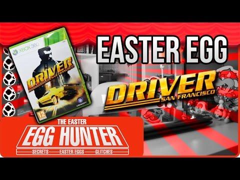 The Easter Egg Hunter: Driver San Francisco