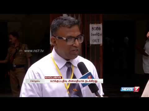 Is it really a Sri Lankan election? | Sri Lanka Polls | News7 Tamil