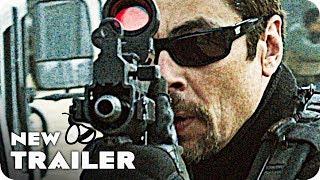 Sicario 2 Day of the Soldado Trailer 2 (2018)