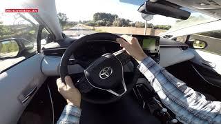 Toyota Corolla 2,0 180 bhp Hybrid First Test