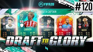 THE TALLEST DRAFT POSSIBLE! - FIFA20 - ULTIMATE TEAM DRAFT TO GLORY #120