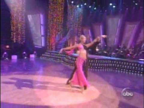 DWTS Stacy Keibler & Tony Dovolani Waltz (Week 1)
