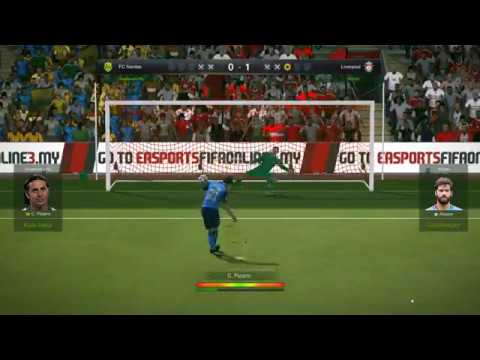 FIFA ONLINE 3 LEGEND RANKING TEAM FULL +10 PUNISHING BACKPASSER WITH PENALTY SHOOTOUT AGAIN!