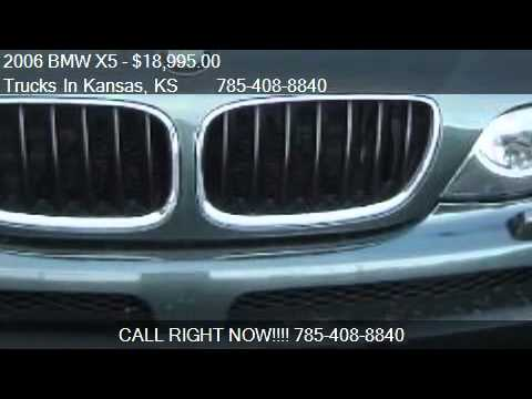 2006 BMW X5 3.0i - for sale in TOPEKA, KS 66608