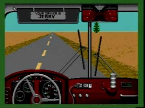 Desert Bus:Penn and Teller's Smoke and Mirrors for the Sega CD Review #13 Part 1