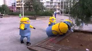 Minions Haciendo Bromas | VIDEOS GRACIOSOS