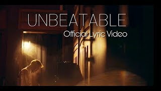 Download Lagu JFlow - UNBEATABLE feat Dira Sugandi (Official Lyric Video) Official Song of Asian Games 2018 Gratis STAFABAND