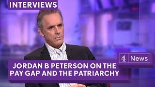 Jordan Peterson debate on the gender pay gap, campus protests and postmodernism