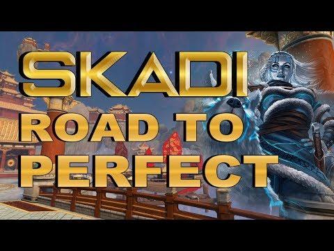 SMITE! Skadi, La tension se palpa! Road to Perfect #3