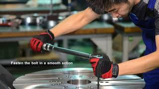 Benchmark標竿-TORQUE-TECH PRECISION CO., LTD.(03) 62 series adjustable torque wrench