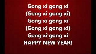 Gong xi Gong xi (fast version ) - final version