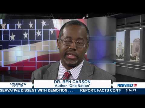 America's Forum | Dr. Ben Carson discusses President Obama's speech on immigration