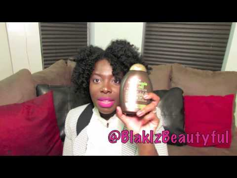 208  Product Review: Organix Argan Oil & Macadamia Oil Conditioners