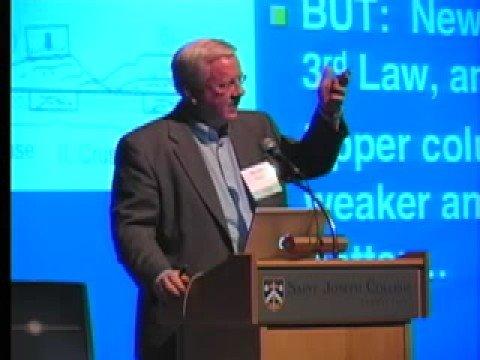Professor Steven Jones : 9/11 Symposium 11/03/07