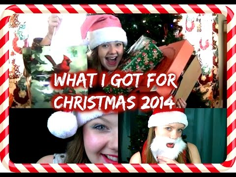 My AMAZING Christmas Presents | What I Got For Christmas 2014