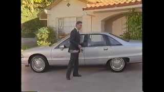 Chevrolet Caprice 1991 Promo