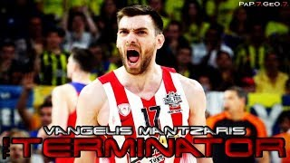 "Vangelis Mantzaris - ""The Terminator"" 