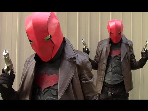 Cheap Red Hood Cosplay Tutorial