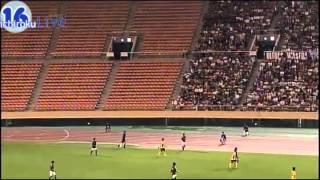 早慶サッカー定期戦 前半