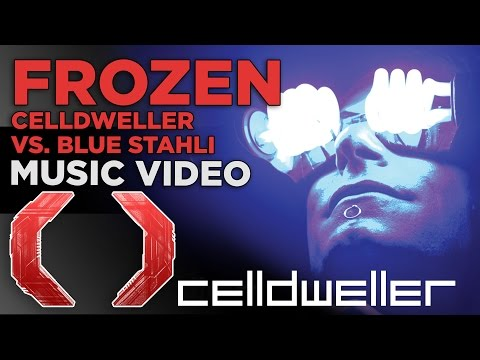 Celldweller - Frozen (Celldweller vs Blue Stahli) Official Music Video