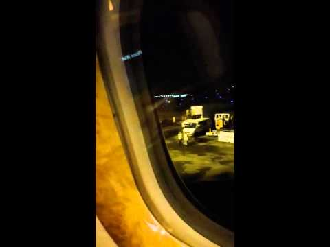 Emirates 777 Gru to Dxb. Business Class