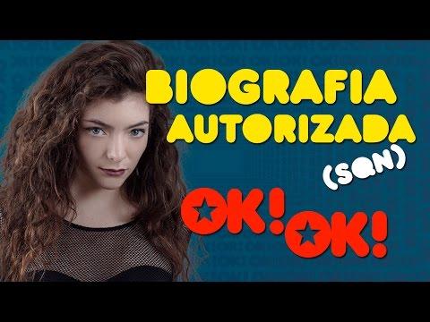 Lorde: Biografia Autorizada (sqn) video