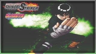 LEARNING DIFFERENT FIGHTING STYLES?!?!? NARUTO TO BORUTO: SHINOBI STRIKER