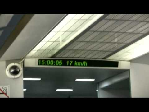 Maglev - The fastest commercial train in China