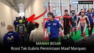 Download video MARAH BESAR! Rossi Tak Gubris Permintaan Maaf Marquez